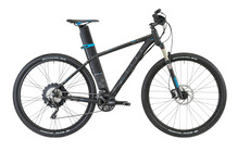 Cube EPO Reaction Race 29 black anodized